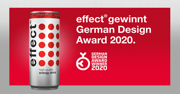 effect wins German Design Award 2020